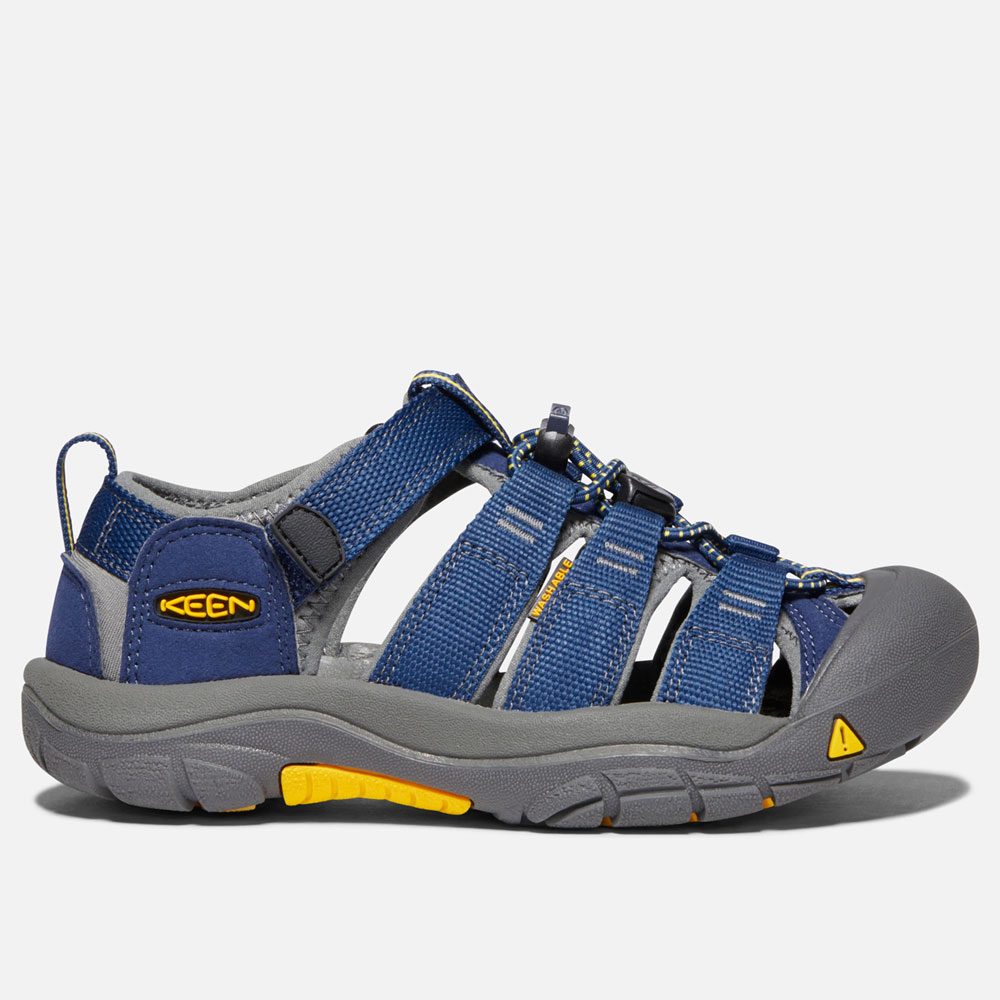 Keen NEWPORT H2 Sandals - Blue Depths/Gargoyle EU32/33
