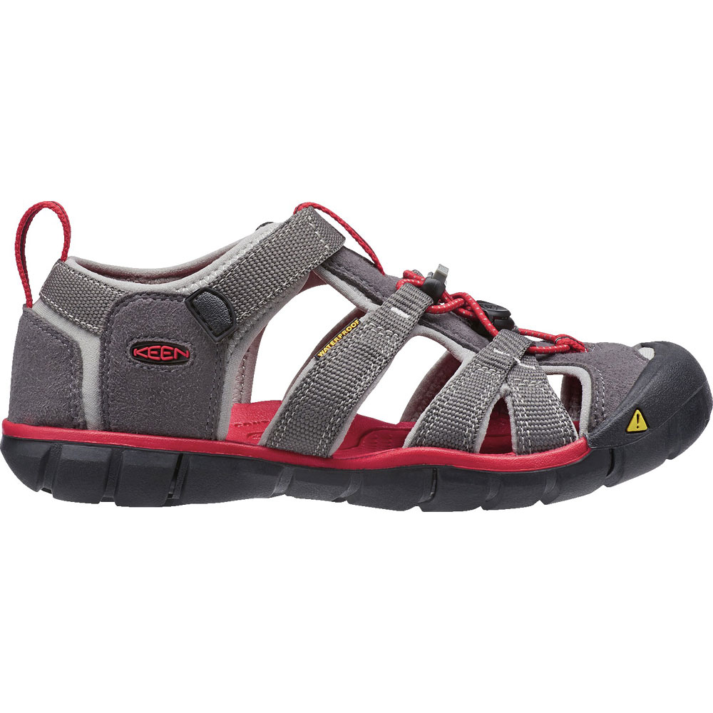 f5cd62e6f4e Keen SEACAMP II CNX - Magnet/Racing Red EU24-EU31 - Baby & Toddler ...