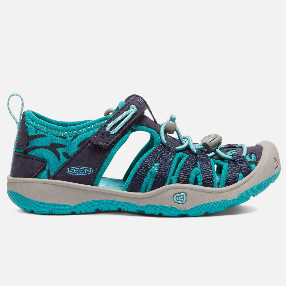 Keen MOXIE Sandal - Dress Blues/Viridian EU24-EU31<br><span style='color: rgb(230, 0, 0);'>£5 OFF FOR JULY!</span>