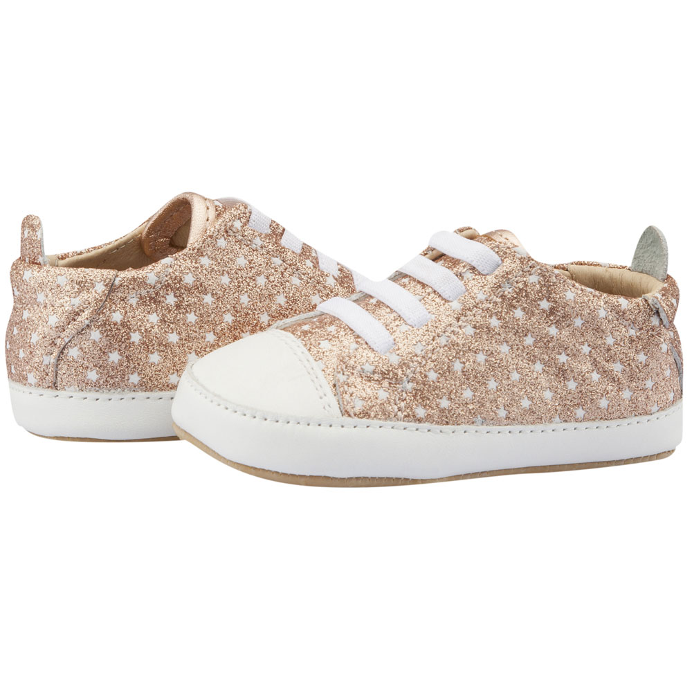 Old Soles Eazy Jogger - Star Glam Copper