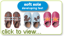 1 - Bobux Soft-Soles (from birth to 6 years)