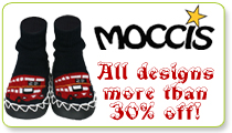 Moccis - Swedish Moccasins
