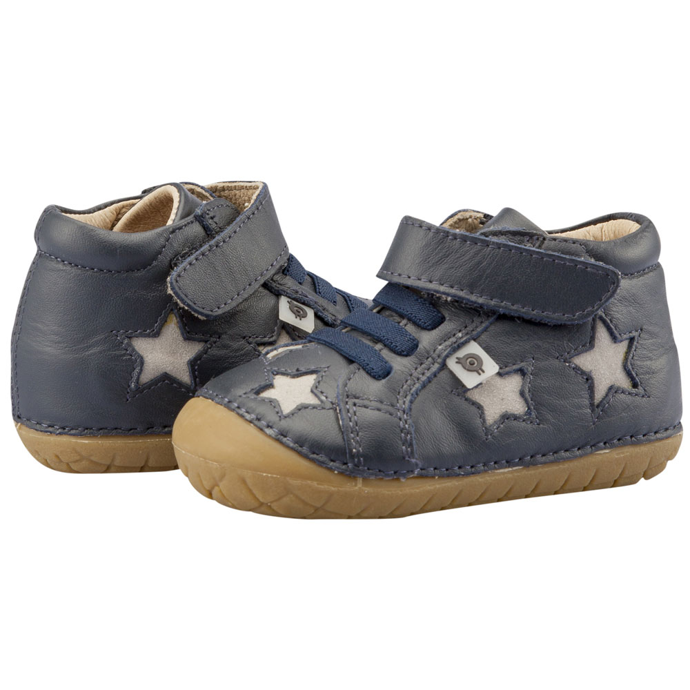 Old Soles Reach Pave - Navy/Grey<br><span style='color: rgb(230, 0, 0);'>SIZE EU20</span>