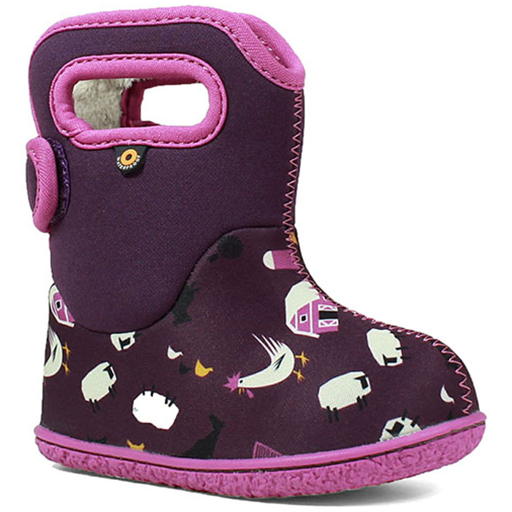 Baby Bogs Farm - Purple<br><span style='color: rgb(230, 0, 0);'>UK8 & UK9</span>