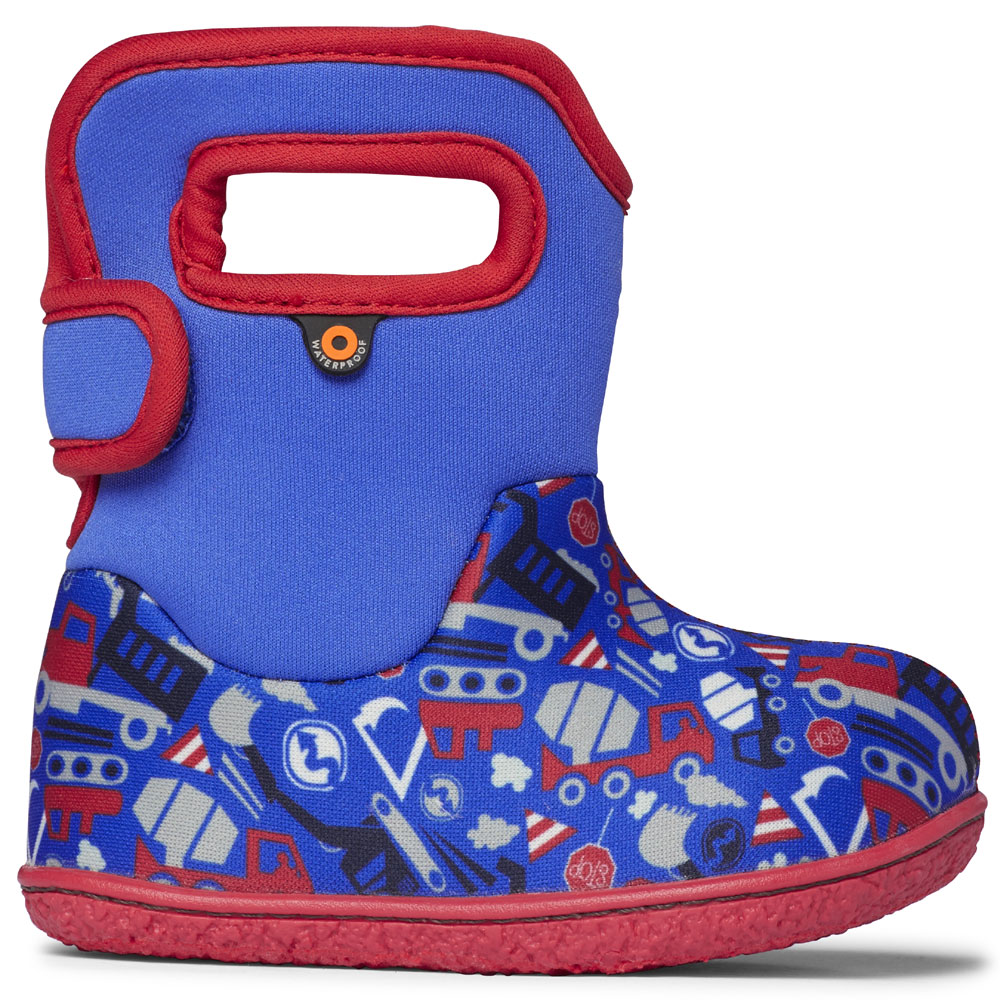 Baby Bogs Construction - Blue<br><span style='color: rgb(230, 0, 0);'>UK3 & UK7</span>