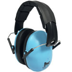 Kidz 2+ YRS Earmuffs - Sky Blue