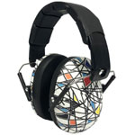 Kidz 2+ YRS Earmuffs - Sticks & Stones