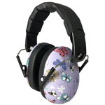 Kidz 2+ YRS Earmuffs - Butterfly