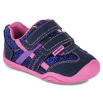 Pediped GG2362 Gehrig - Navy/Rose