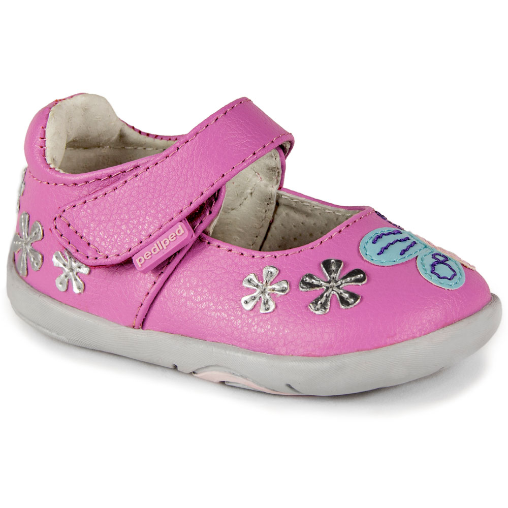 Pediped GG4070 Allyson - Pink Berry<br><span style='color: rgb(230, 0, 0);'>CLEARANCE</span>