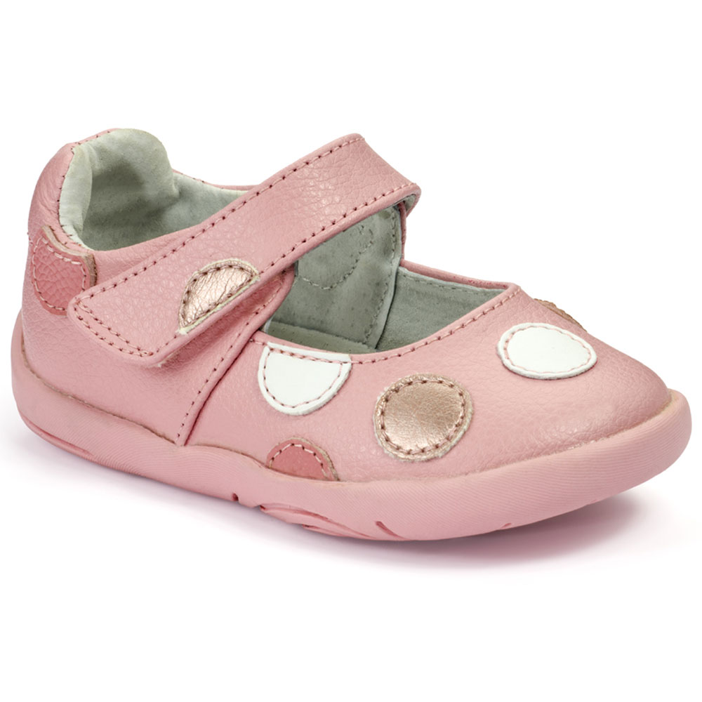 Pediped GG462 Giselle - Mid Pink<br><span style='color: rgb(230, 0, 0);'>SALE</span>
