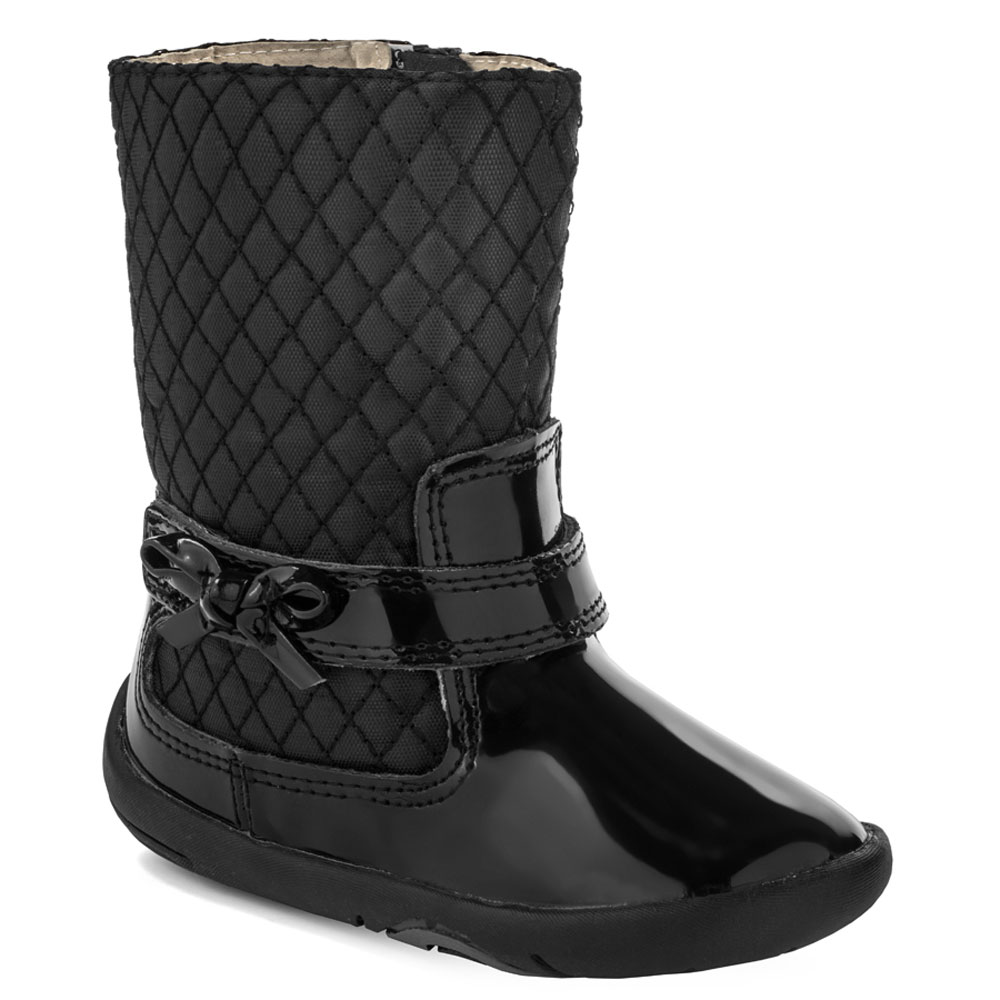 Pediped GG532 Naomi Boot - Black<br><span style='color: rgb(230, 0, 0);'>CLEARANCE</span>