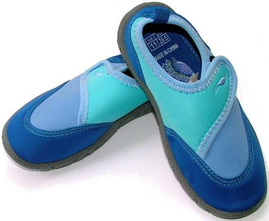 Aquashoes - Beach - Aqua