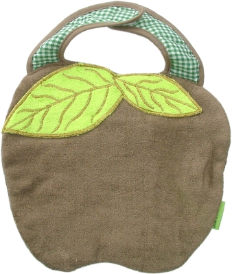 Apple Bib - vine