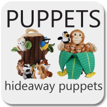 Puppets - Hideaway Puppets