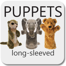 Puppets - Long-Sleeved Puppets