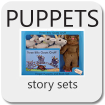 Puppets - Traditional Story Sets