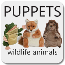 Puppets - Wildlife Puppets