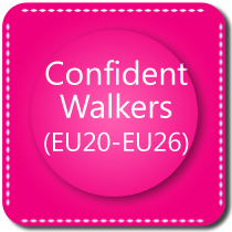 Confident Walkers (EU20-EU26)
