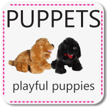 Perfect Puppy Puppets