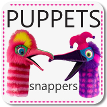 Snappers - Bird Puppets