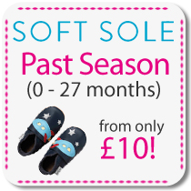 Bobux Soft Sole - Past Season