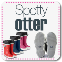 Spotty Otter WELLIES