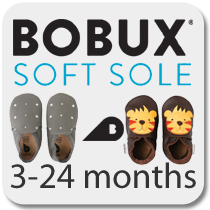 Bobux Soft Sole - S to XL