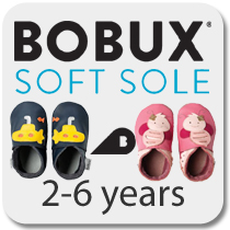 Bobux Soft Sole - 2XL to 5XL