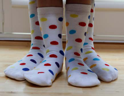BBC Children in Need Socks