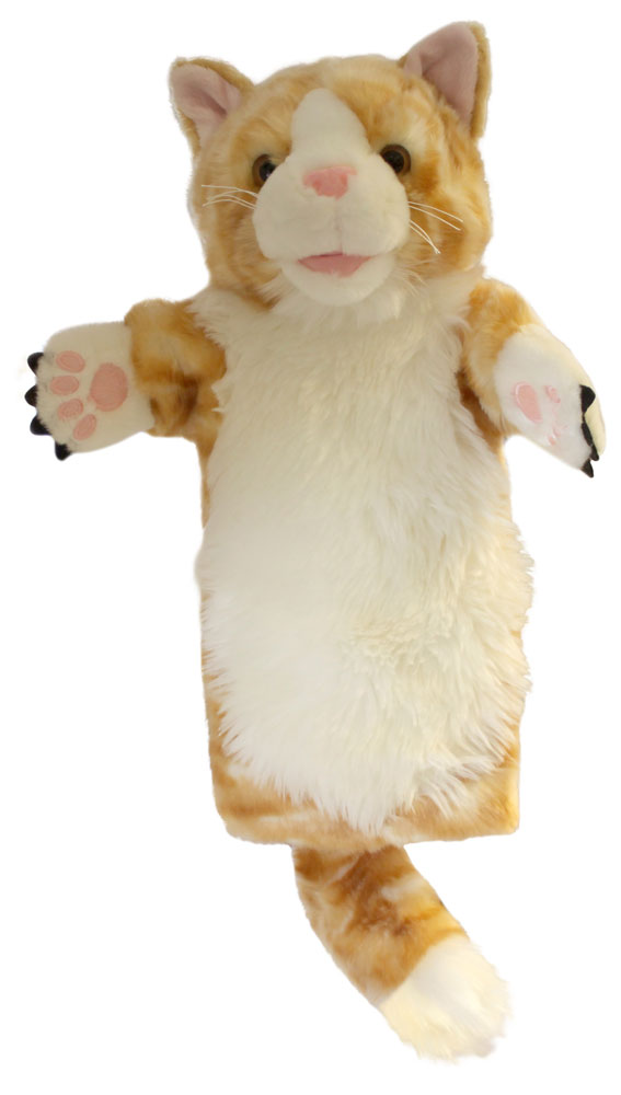 Ginger Cat Puppet