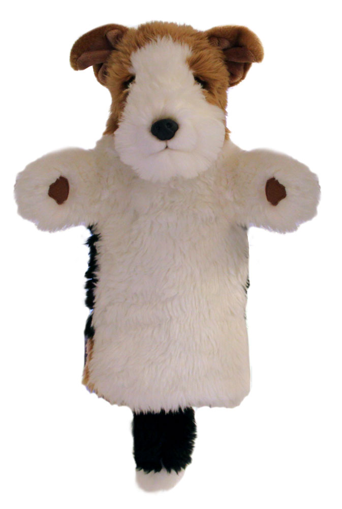 Fox Terrier Puppet