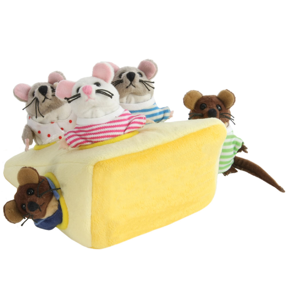 Mice in Cheese