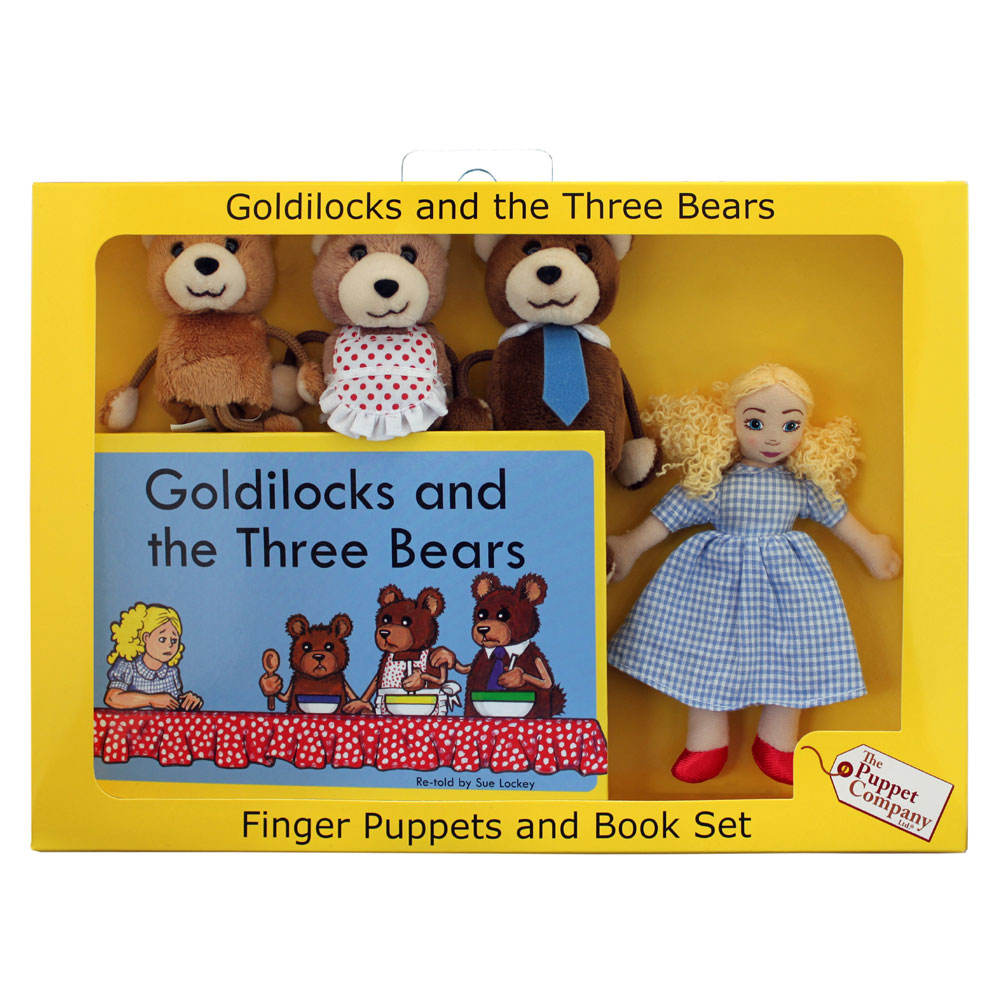 Goldilocks & The Three Bears Set