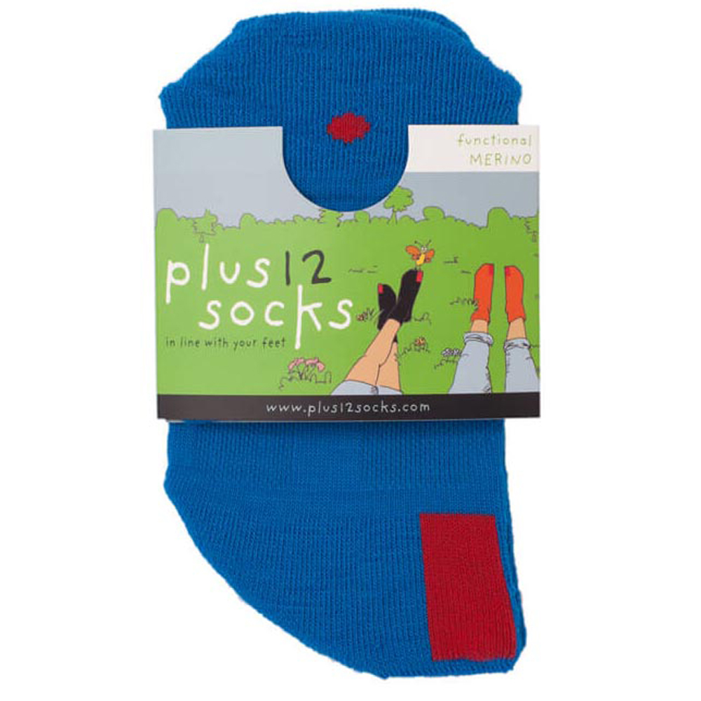 Plus 12 Socks - Kids - Blue