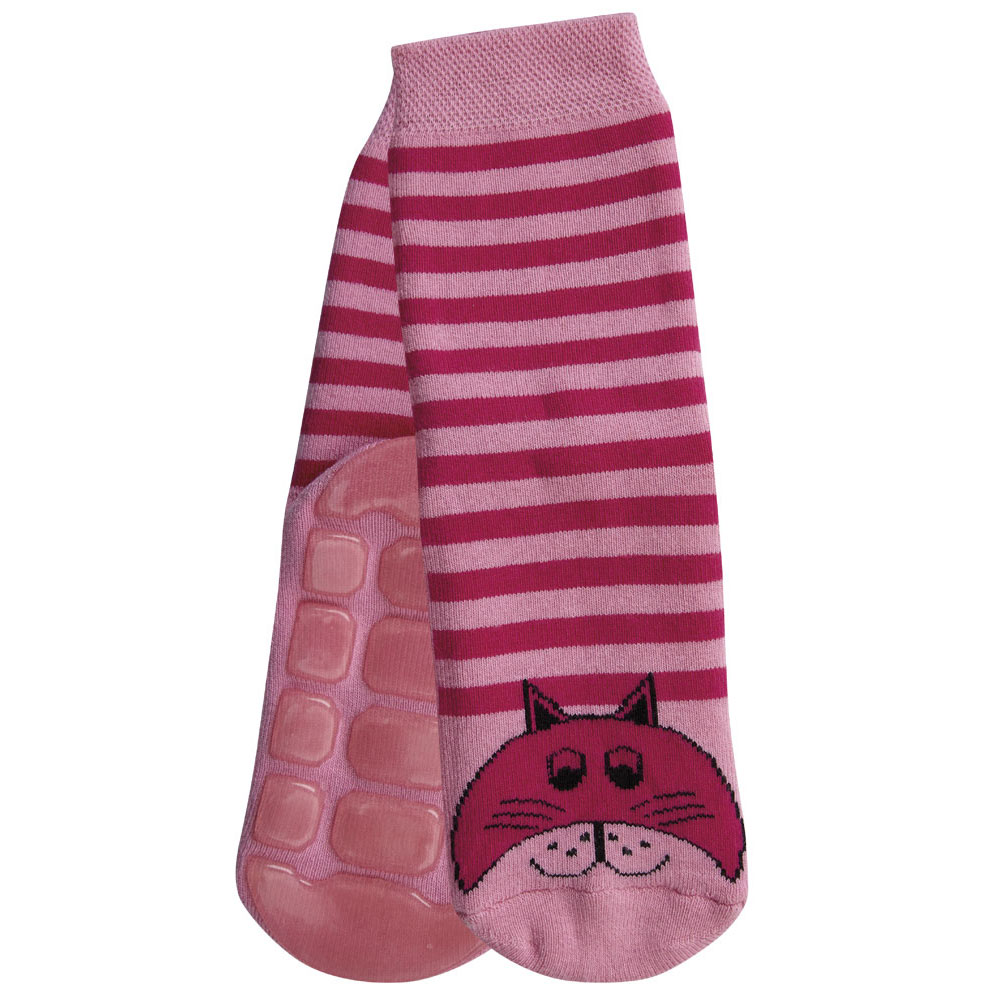 Kitty the Cat Slipper Socks