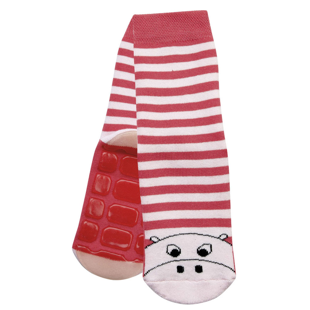 Prudence the Pig Slipper Socks