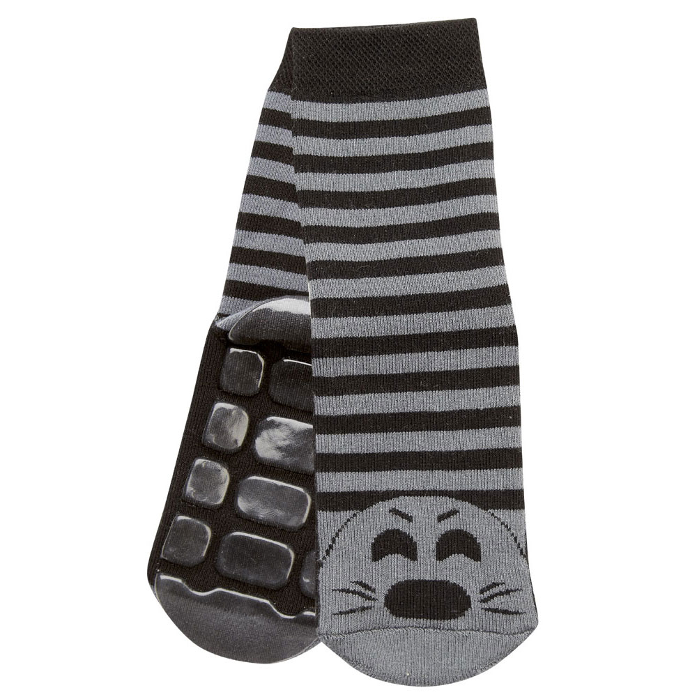 Sammy the Seal Slipper Socks