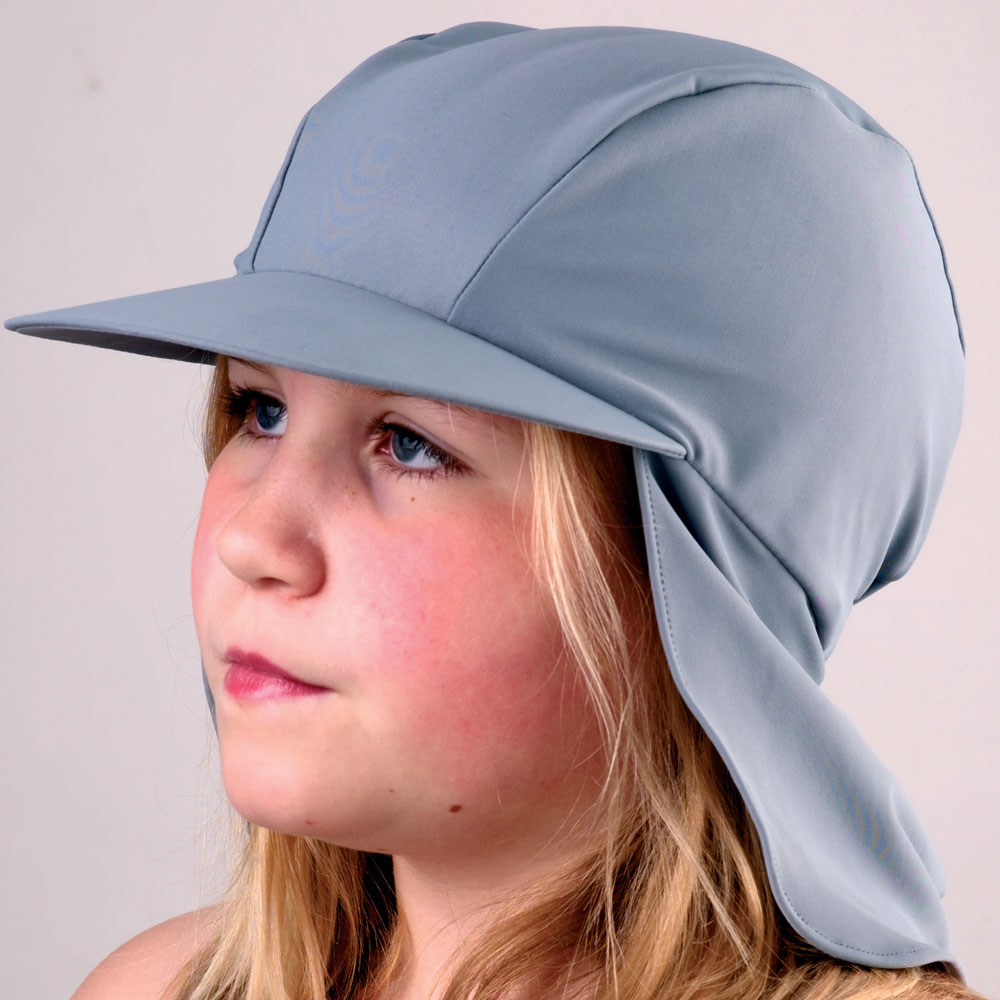 Sposh Legionnaire Cap - Grey