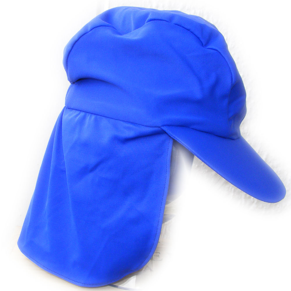Sposh Legionnaire Cap - Royal Blue
