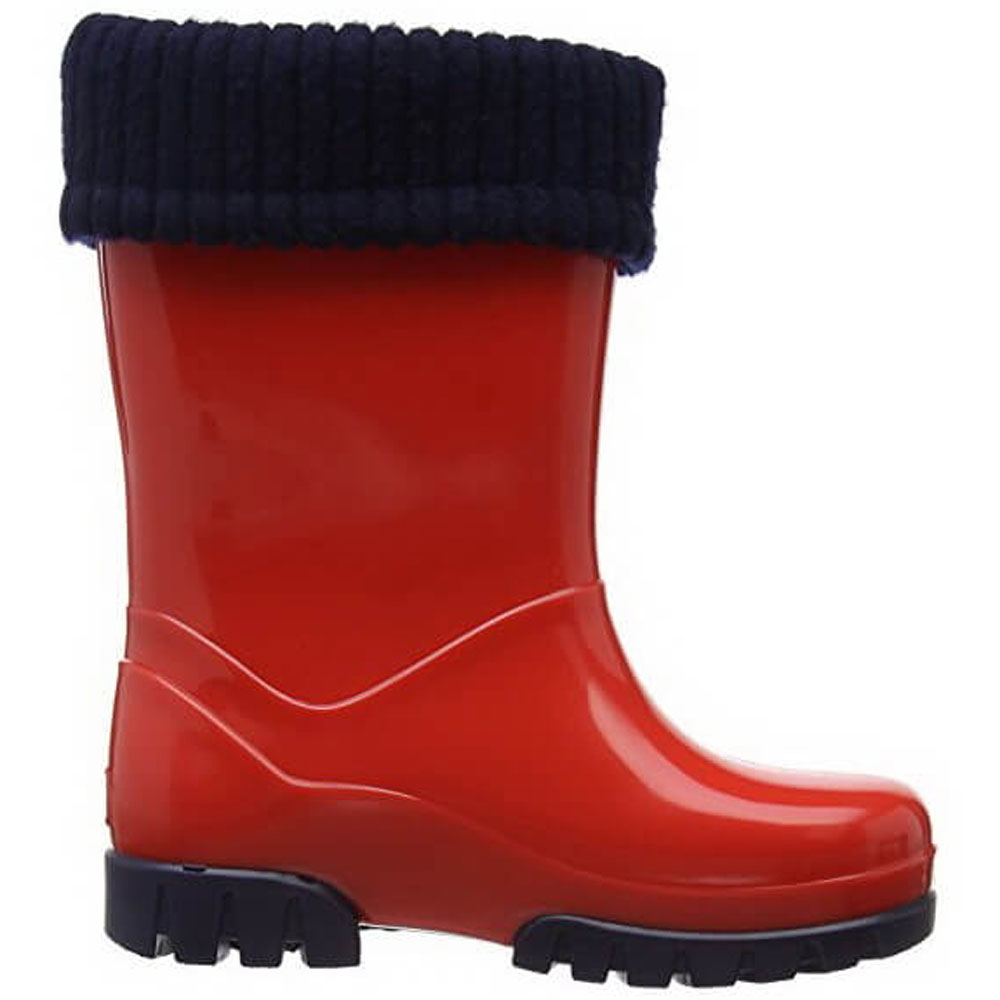 Term Wellies - Red<br><span style='color: rgb(230, 0, 0);'>SIZE EU34/35</span>