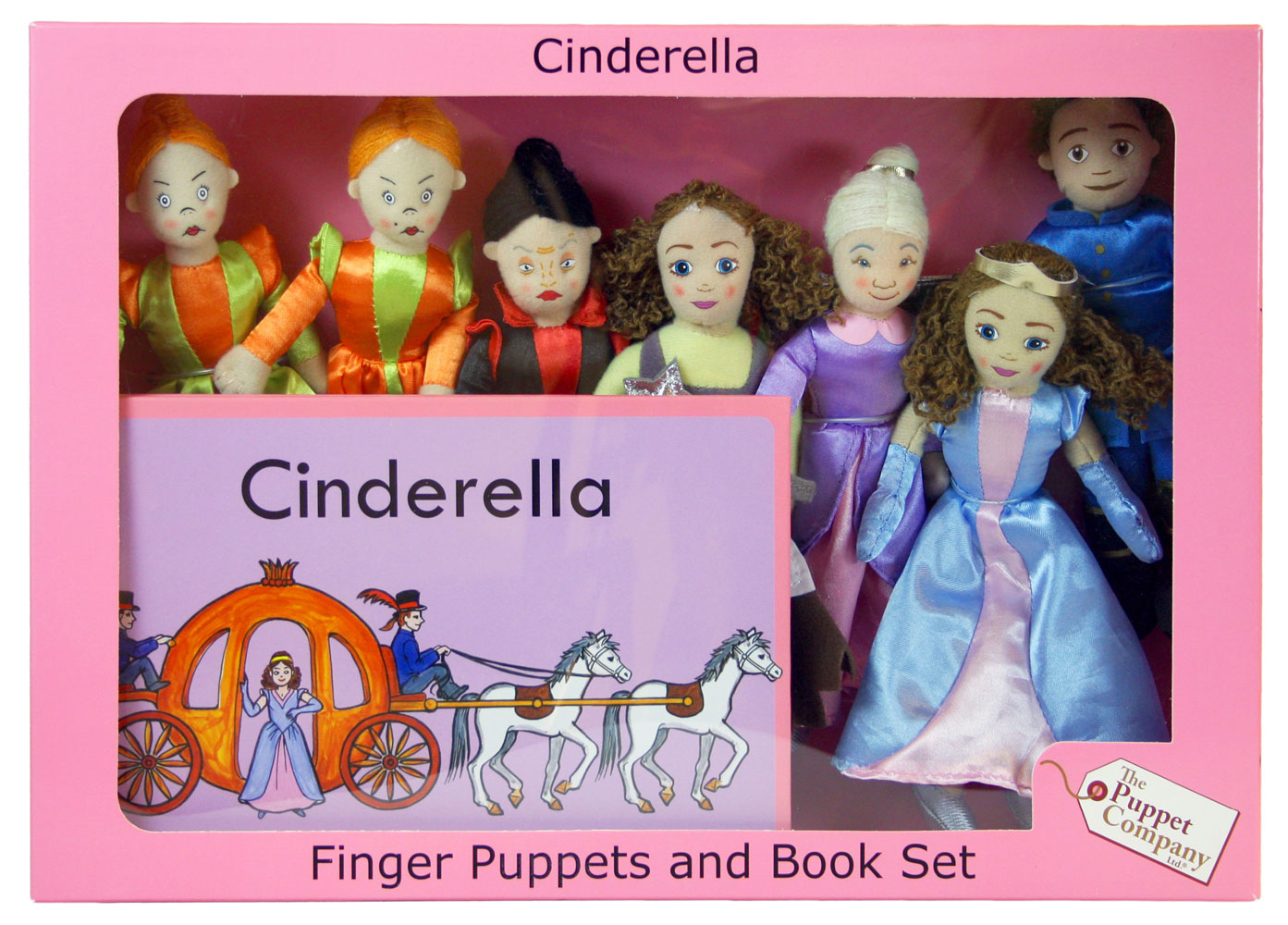 Cinderella Traditional Story Set