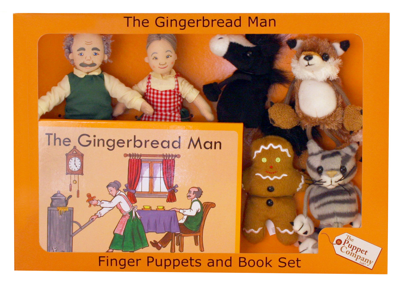 The Gingerbread Man Set
